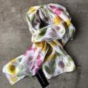 Aperitif silke tørklæde - Summer dots