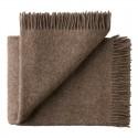 Uld plaid athen - Oak brown