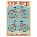 Plakat Special bicycles 50x70cm-01