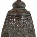 Dråbeformet Lanterne H24cm-00