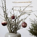 Flock Julekugle 5,5cm-01