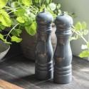 Ib Laursen - Mørk grå salt/peber kværn sæt