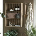 Ib Laursen - Bambus vægreol m/ 3 hylder