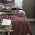 Ib Laursen - Rust Quilt tæppe