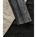 Rug Solid læder gulvtæppe Natur-01