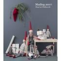 Maileg Hør gris grå 23cm-01