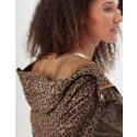 Joules regnjakke - Waybridge Leopard