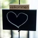 Nordic by hand - Kridttavle til Snoren