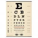 Plakat Eye Chart-00