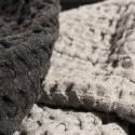 Simply Living viskestykker 2 stk - Asphalt grey