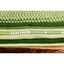 Solwang Grydelapper - Støvet grøn