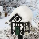 Fuglehus Wildlife Garden Bindingsværk bondehus-01