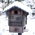 Foderbræt/Redekasse Wildlife Garden - FjeldHytten