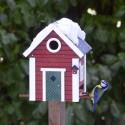 Fuglehus Wildlife Garden - Torpet