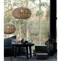 Zep Bambuslampeskærm - natur 48cm