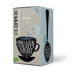 Clipper te - Nighty night øko.