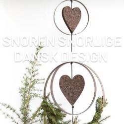 Nordic by hand - Kork hjerte