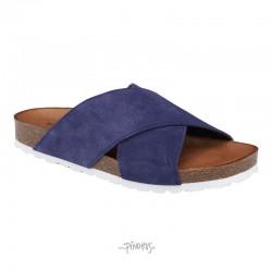 Annet sandal - Navy