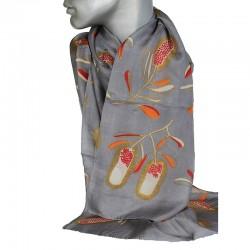 Aperitif silke tørklæde - Banksia