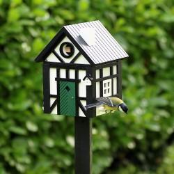 Fuglehus Wildlife Garden - Bindingsværk bondehus