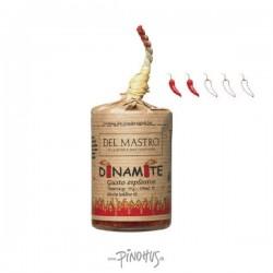 Dinamite Chili salsa