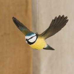 Decobird - Flyvende blåmejse
