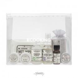 Ecooking - Starter/rejse-kit