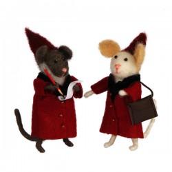 Fair trade - Hr. og fru mus på indkøb