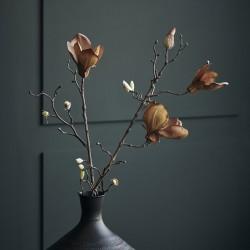 House Doctor - brun magnolia gren