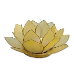 Lotusstage - Lys Gul