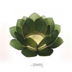 Lotusstage - Olive grøn