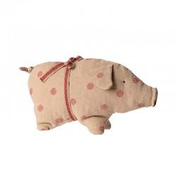 Maileg - Hør gris m/prikker