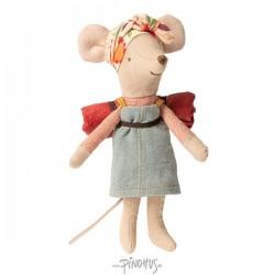 Maileg - Hiker mus pige