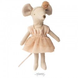 Maileg mus - Danse mus Giselle
