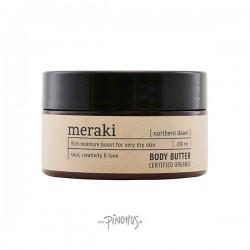 Meraki - Øko body butter Northern Dawn
