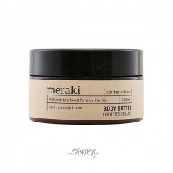 Meraki - Øko body butter Northern Dawn