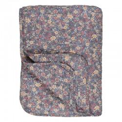 Ib Laursen - Quilt Lavendel m/blomster