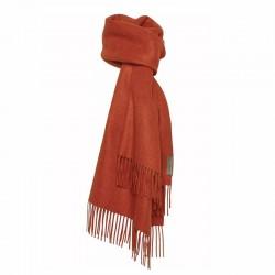 Halstørklæde - Baby alpaca Orange