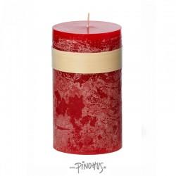 Vance Kitira bloklys - Cranberry red