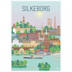 Vila Kula - Silkeborg Plakat 2021
