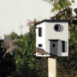 Fuglehus Wildlife Garden - Funkis
