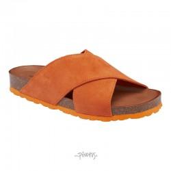 Annet sandal - Orange str. 37