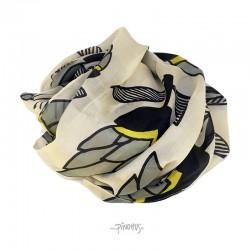 Aperitif silke tørklæde - Spring