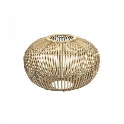 Zep Bambuslampeskærm - natur 38cm