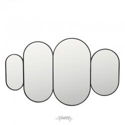 Broste Copenhagen pelle spejl 84cm