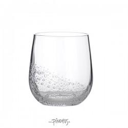 Bubble vandglas
