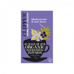 Clipper te - Blåbær og Acai