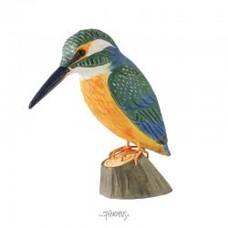 DecoBird - Isfugl