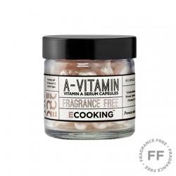 Ecooking - A-vitamin serum kapsler