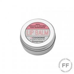 Ecooking - Lip balm Granat æble